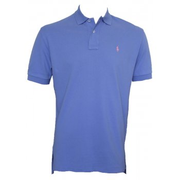 Polo Shirt Light Blue