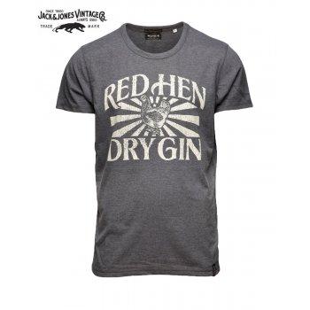Jack & Jones Vintage T-shirt Nashville Grey Melange