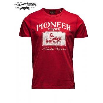 Jack & Jones Vintage T-shirt Nashville Chilli Pepper Red