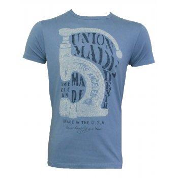 Jack & Jones Vintage T-shirt Scissors Tee Infinity Blue