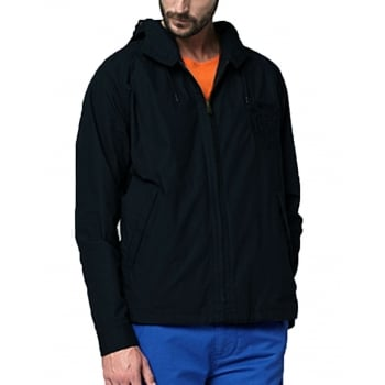 Lacoste Hooded Jacket Black BH9344