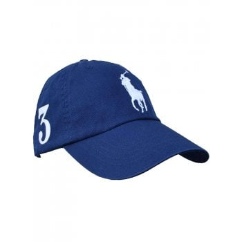 Ralph Lauren Polo Ralph Lauren Cap Big Pony Mens Sports Navy