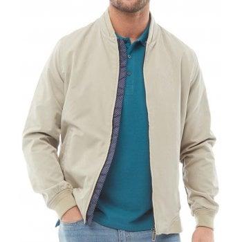 Ted Baker Jacket Mens Nufibre Natural