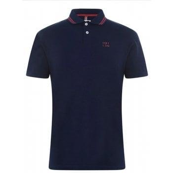 Hackett Polo Shirt Navy