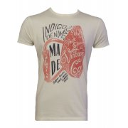 T-shirt Scissors Tee Whisper White