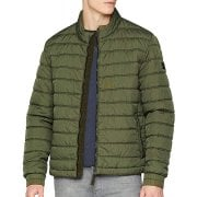 Hugo Boss Jacket Mens Orcio-D Green
